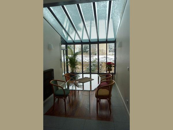 Extension Maison Construction Btiment Prs De Poitiers Dans La