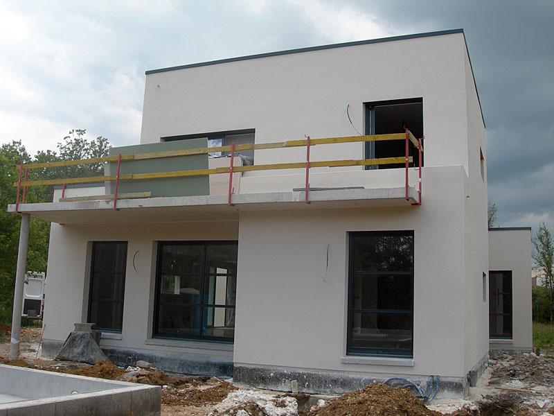 Construction maison individuelle architecte pr s de for Construction 86 maison