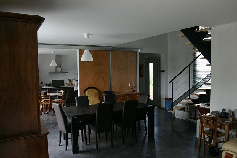 maison ossature metallique de maisons ossature mtallique hci maison 3 pices maison construite. Black Bedroom Furniture Sets. Home Design Ideas
